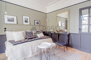 Apartamento Rue Lentonnet París 9°