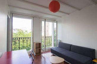 Belleville – Ménilmontant Paris 20° 1 Schlafzimmer Wohnung
