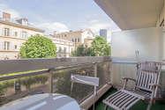 Appartamento Parigi 7° - Terrazzo