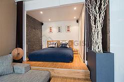 Квартира Париж 20° - Альков
