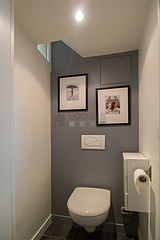 Appartement Paris 20° - WC