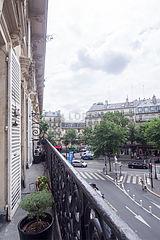 Apartamento París 10° - Terraza
