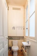Wohnung Paris 10° - WC