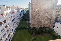Квартира Париж 20° - Терраса