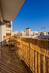 Appartamento Parigi 20° - Terrazzo