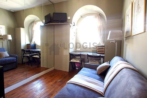 Location studio avec concierge paris 16 avenue mozart meubl 14 m trocad ro passy - Recherche studio meuble paris ...