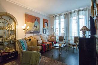 Saint Germain des Prés – Odéon Paris 6° 1 bedroom Apartment