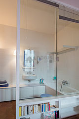 Apartment Paris 3° - Bathroom