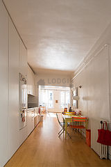 Apartment Paris 3° - Kitchen