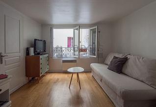 Wohnung Rue Du Faubourg Saint-Antoine Paris 12°
