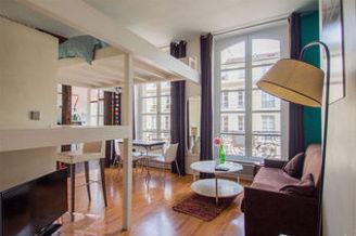 Appartement Rue De La Ferronerie Paris 1°