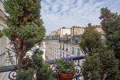 Appartamento Parigi 1° - Terrazzo