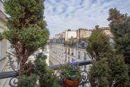 Appartement Paris 1° - Terrasse