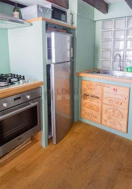 Belle cuisine de 4m²