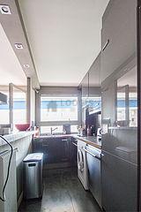 アパルトマン パリ 20区 - キッチン