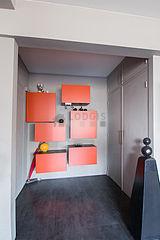 Appartement Paris 20° - Entrée
