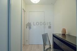 Wohnung Paris 19° - Eintritt