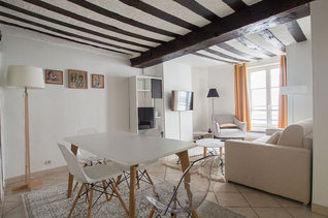 Le Marais 巴黎3区 2個房間 公寓