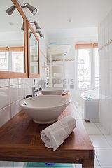 Apartment Paris 2° - Bathroom 2