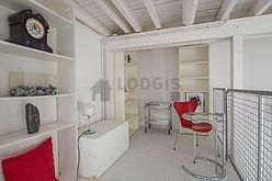 Apartamento Paris 5° - Escritório