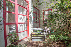 Appartement Paris 5° - Jardin