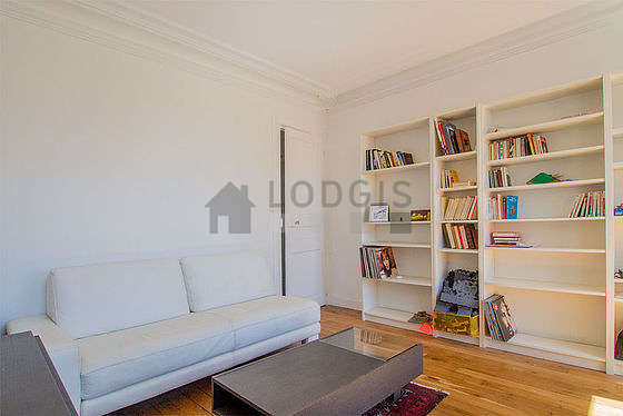 Séjour très calme équipé de canapé, 1 fauteuil(s), 2 chaise(s)