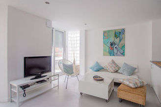 Appartement 2 chambres Paris 20° Père Lachaise