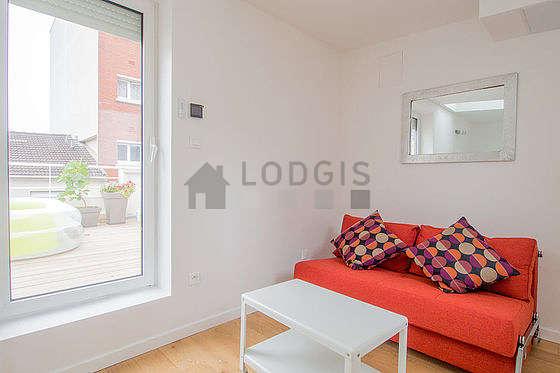 Appartement Paris 20° - Bureau