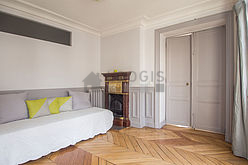 Appartement Paris 1° - Chambre