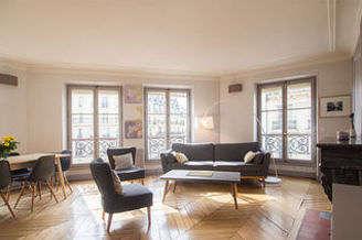 Châtelet – Les Halles Paris 1° 4 Schlafzimmer Wohnung