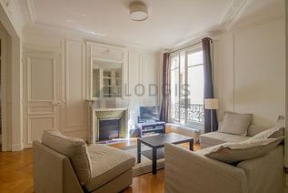 Appartement 3 chambres Paris 16° Trocadéro – Passy