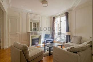 Trocadéro – Passy París 16° 3 dormitorios Apartamento