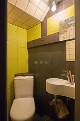 Appartement Paris 18° - WC