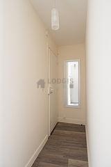 Квартира Париж 20° - Прихожая