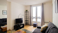 Apartment Paris 18° - Living room