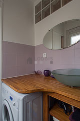 Apartment Paris 20° - Bathroom