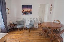 Квартира Париж 17° - Столовая