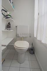 Apartment Paris 17° - Toilet