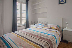 Appartement Paris 17° - Chambre