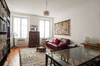 Appartement 2 chambres Paris 10° Canal Saint Martin