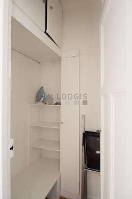 Appartement Paris 12° - Dressing