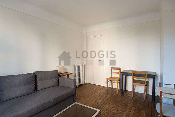 location studio meuble paris 12