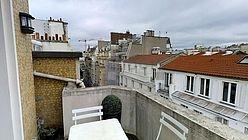 Квартира Париж 16° - Терраса