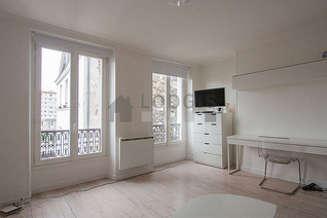 Studio Paris 18° La Chapelle