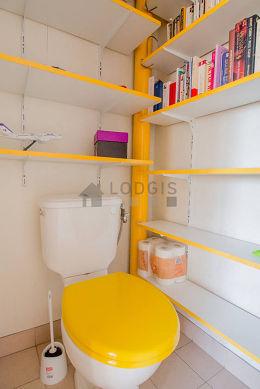 Appartement Haut de seine Nord - WC