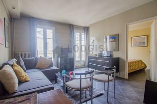 Monceau Paris 8° 1 Schlafzimmer Wohnung