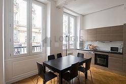 Apartment Paris 3° - Kitchen