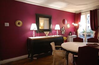 Champs-Elysées Париж 8° 2 спальни Квартира