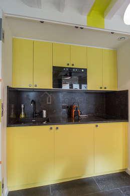 Belle cuisine de 2m²