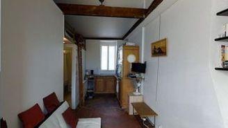 Квартира Rue Le Regrattier Париж 4°